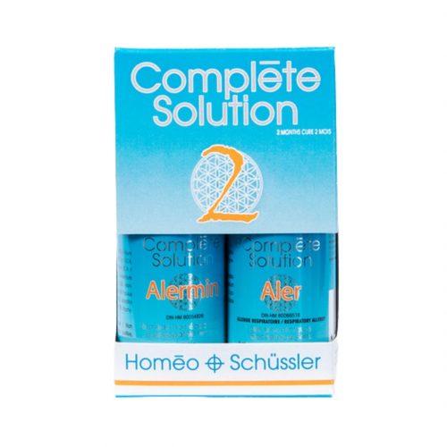 Allergie respiratoire Complète Solution 2 - homéopathie