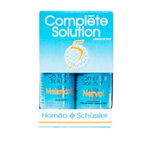 Tristesse, hyperémotivité, produit homéopathie| Complete Solution 5